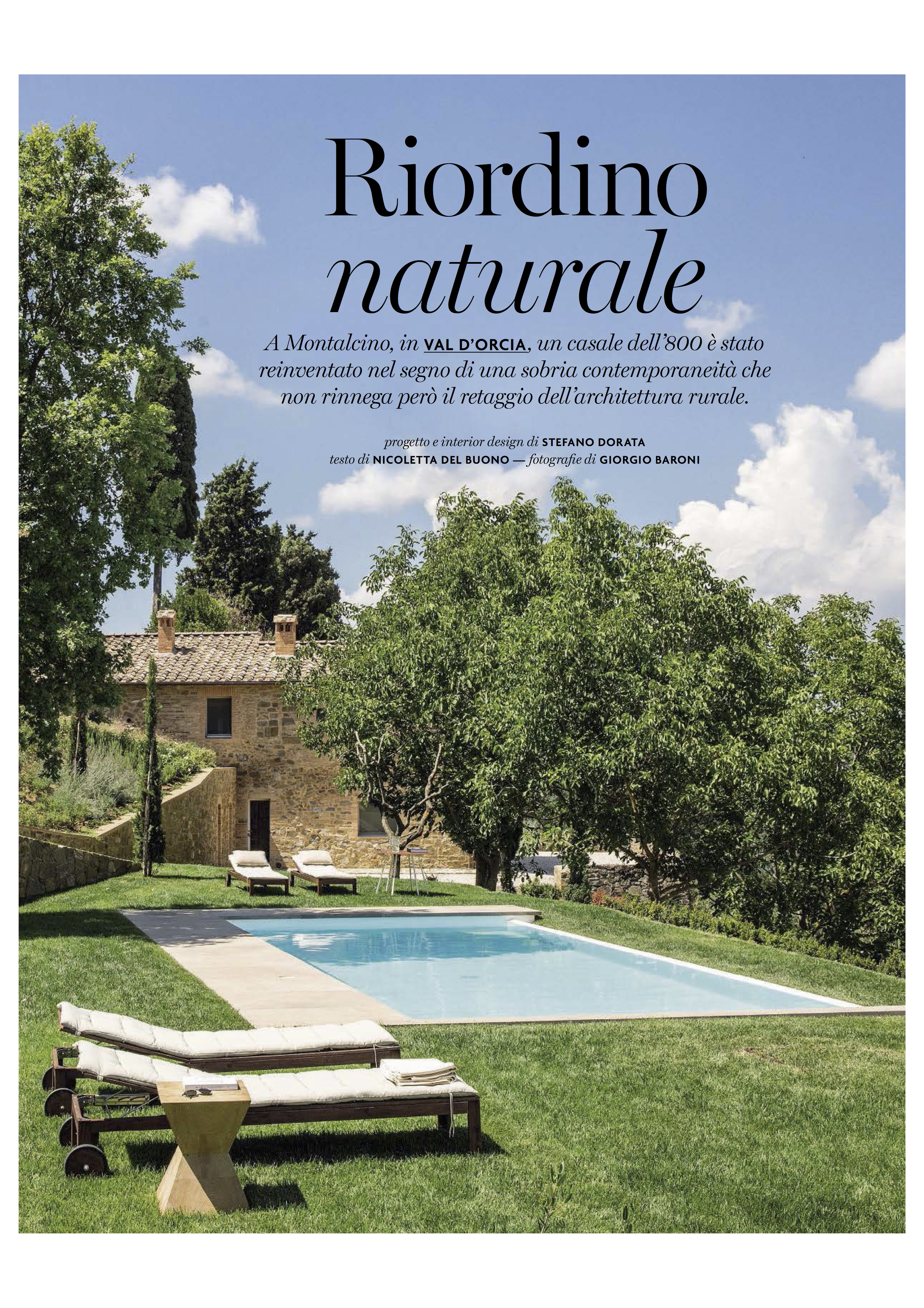 AD March 2018 – montalcino